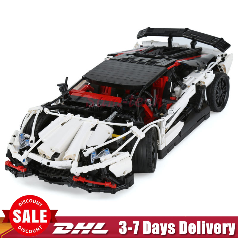 Lepin 23006 Genuine MOC Technic Series The Super Racing Car Set MOC-3918 Building Blocks Bricks Educational Toys Boy Gifts Mode new lepin moc creative series the assembly square set building blocks bricks boy toys compatible educational figures model gifts