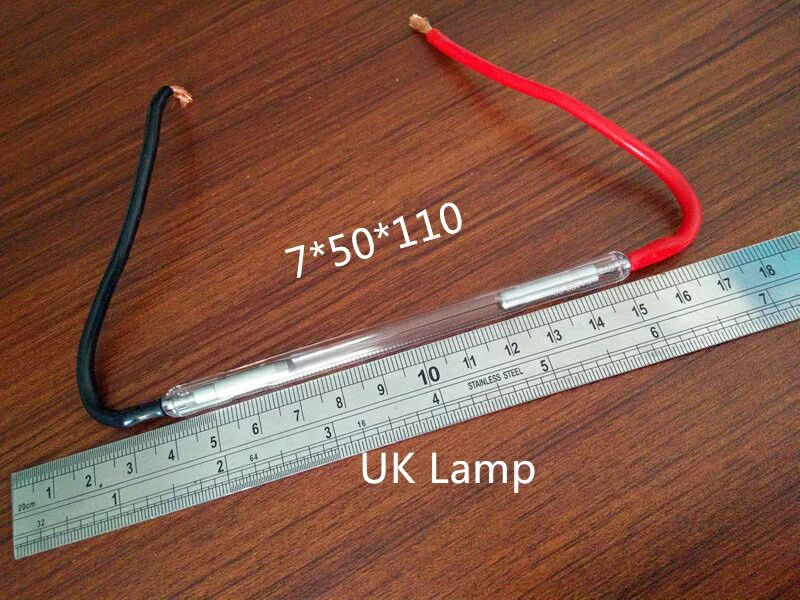 ipl lamp 7*50*110mm UK xenon lamp IPL xenon lamp E-light lamp for beauty doivce partipl lamp 7*50*110mm UK xenon lamp IPL xenon lamp E-light lamp for beauty doivce part