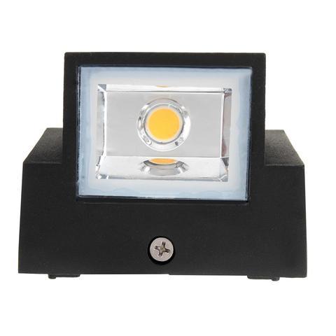 unica cabeca ip65 5 w lampada de
