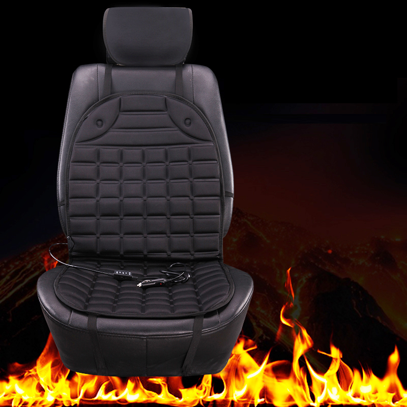 2018 24v electric heated Car seat cushions, winter car accessories pads, heating seat covers keep warm for trunk and bus