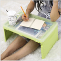 2016Hot  Creative folding bed laptop lazy student dormitory accommodating a portable mobile desk computer office setcoffee table