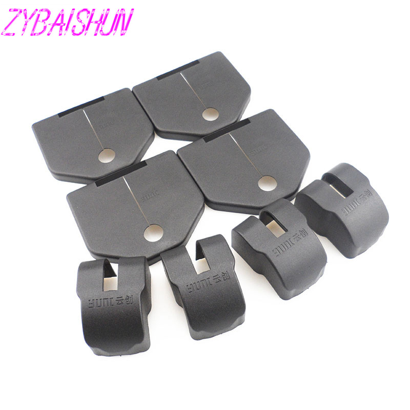 Cover Car Door Lock Protective Cover Anti-corrosion 8 Pcs. For The Ford Focus 2 2005-2013 Parts Of The Car