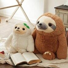 Sloth Cute Plush Toys Stuffed Cartoon Animal Doll Children Pillows Brinquedo Birthday Gift Baby Knuffel Toys For Girls 70G0339