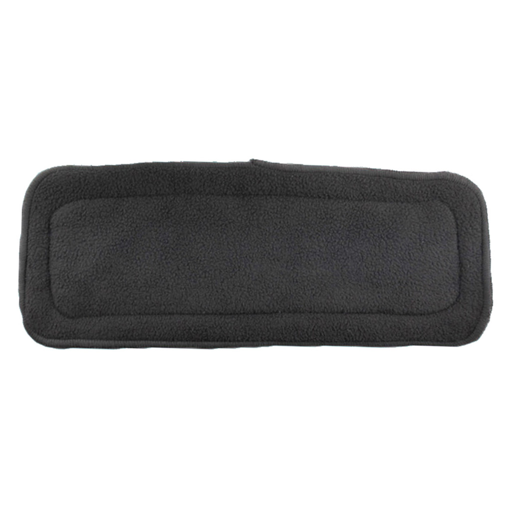 1PC High Quality Soft Baby Washable Reusable Absorbing Breathable Bamboo Charcoal Fiber Diaper Pocket Cover Wrap Nappies