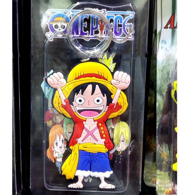 Monkey D Luffy Keychain