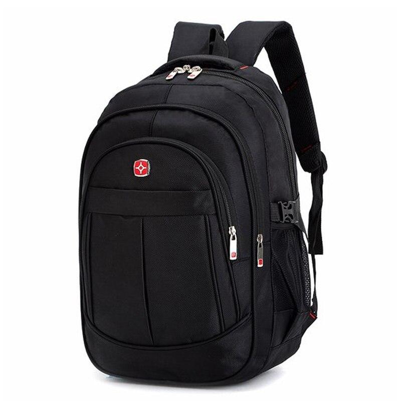 Hommes sac à dos sacs de voyage pour hommes mâle multifonction 15.6 pouces ordinateur portable sac à dos imperméable Oxford ordinateur sacs à dos pour adolescent garçon