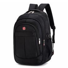 Men Backpack Mens Travel Bags Male Multifunction 15.6inch Laptop Rucksack Waterproof Oxford Computer Backpacks for Teenager Boy