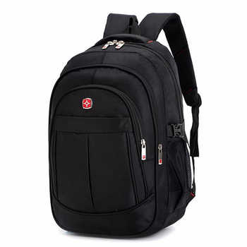 Men Backpack Men's Travel Bags Male Multifunction 15.6inch Laptop Rucksack Waterproof Oxford Computer Backpacks for Teenager Boy - DISCOUNT ITEM  37% OFF All Category