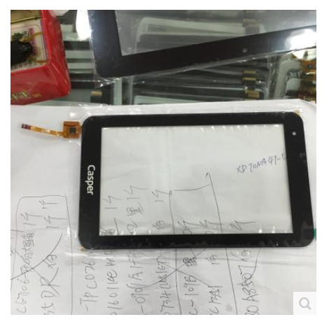 New 7 inch Casper tablet capacitive touch screen XD70NA41 free shipping