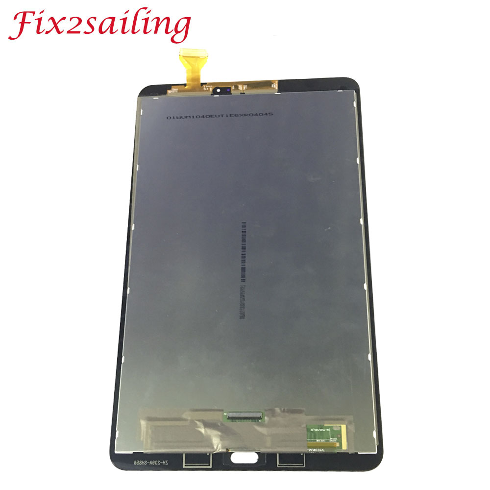 100% Tested LCD Display 10.1inch For Samsung Galaxy Tab A 10.1 T580 SM-T580 LCD Display Touch Screen Digitizer Sensor Assembly100% Tested LCD Display 10.1inch For Samsung Galaxy Tab A 10.1 T580 SM-T580 LCD Display Touch Screen Digitizer Sensor Assembly