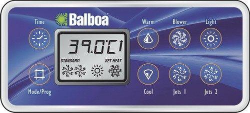 Balboa control panel (VL801D )