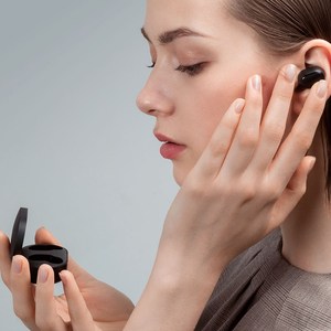 Image 5 - Original Xiaomi Redmi Airdots 2 Wireless Bluetooth 5,0 TWS Kopfhörer Hifi Bass Stereo Earphoens Headset TWS Drahtlose Ohrhörer