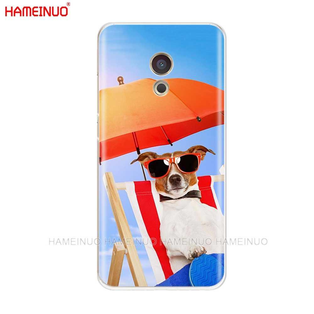 HAMEINUO летние пляжные волна морская крышка чехол для телефона для Meizu M6 M5 M5S M2 M3 M3S MX4 MX5 MX6 PRO 6 5 U10 U20 note plus