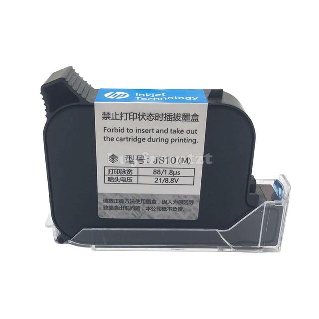 JS10m  JS12m Ink Cartridge Quick Drying JS10 JS12 Ink Cartridge for 530/T1/M7/360 Handheld Inkjet Printer