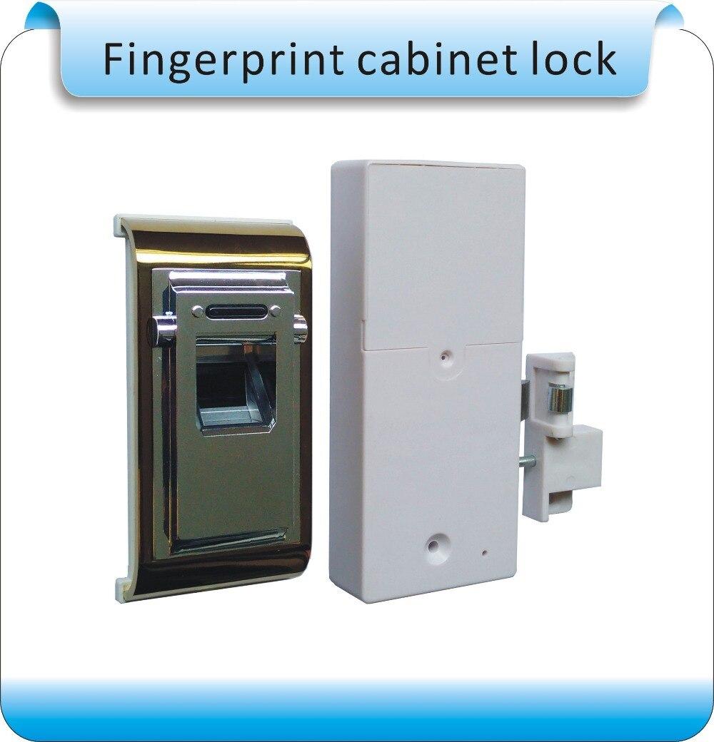 Livraison gratuite TG-6360 coque en métal électronique sans clé biométrique d'empreintes digitales école casiers armoire sauna serrure