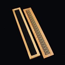 1 sztuka kij bambusowy uchwyt kadzidła/palnik