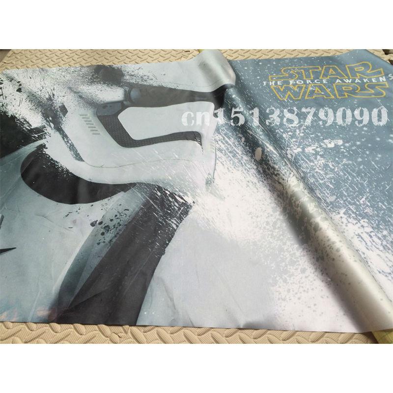 Леонардо Ди Каприо создания фильма Книги по искусству шелк Ткань плакат печать домашнего декора стены фотографии 11X20 16x29 20x36 дюймов Бесплатн...