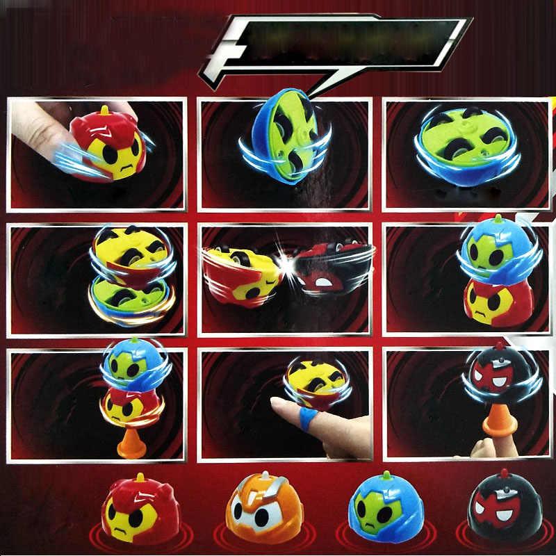 Tol Auto Speelgoed Battle Gyro Magic Tol Ei Fidget Speelgoed Kids Toy Party Favor Jongens Speelgoed