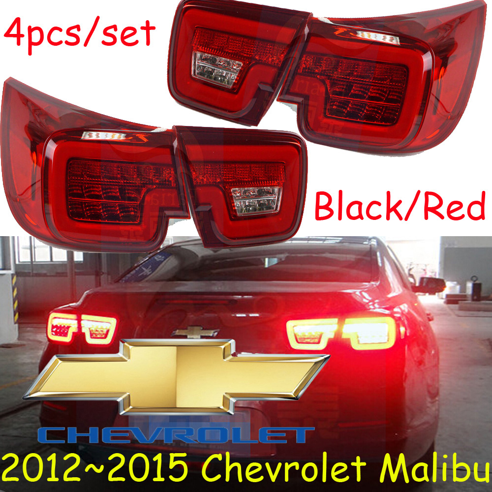 ФОТО Malib taillight,2012~2015,Free ship!LED,4pcs/set,Malib rear light,Malib fog light;Trax,Malib