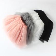 Одежда для маленьких девочек Рождественская розовая юбка-пачка детская юбка принцессы для девочек бальная юбка-американка милые юбки для дня рождения От 0 до 4 лет, Новинка
