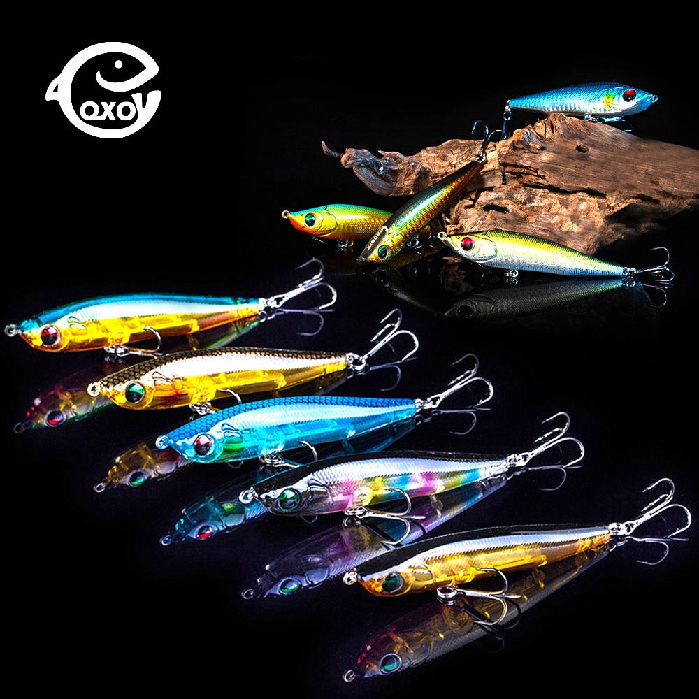 Fishing Wobblers Lure For Fishing pancil 6.5/8/9.5cm 8/15/20g All Goods For Fish Lures Artificial Bait Feeder Luminous Fishing meredith fishing rattlesnake lures 1pcs 20g 7 5cm vib lures fishing vibration for all water levels wobblers hooks carp fishing