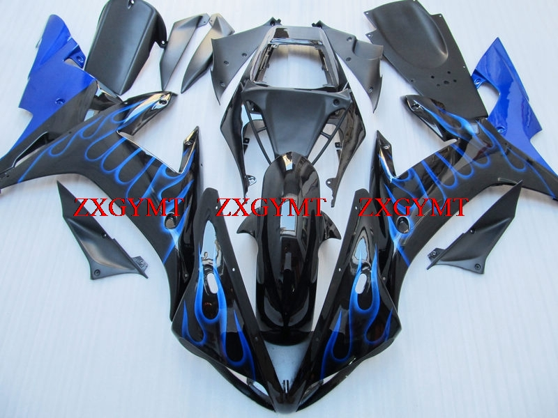 Fairing for YZF R1 2002 - 2003 Fairings YZF1000 R1 02 Black Fairing Kits YZF1000 R1 03Fairing for YZF R1 2002 - 2003 Fairings YZF1000 R1 02 Black Fairing Kits YZF1000 R1 03