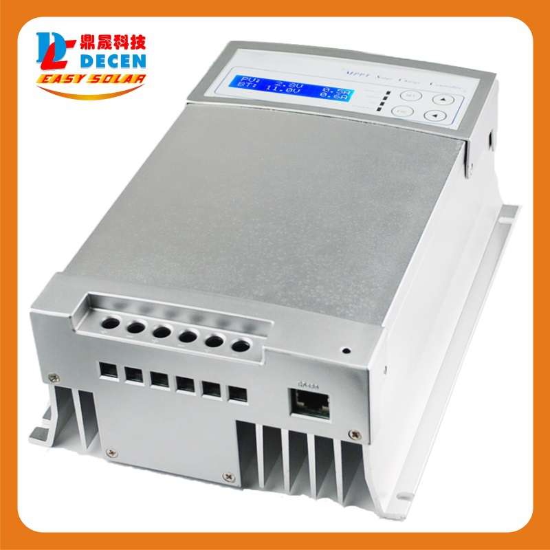 MAYLAR@ 100% Real 40A MPPT Charge Controller MUSE-4015, 40amps 12V/24V Auto 150Vpv For Solar Stored Energy System