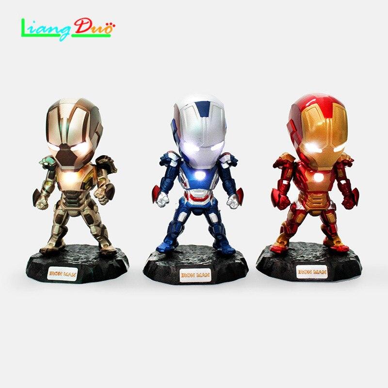 Detail Feedback Questions about 1pcs IronMan Anime Supehero Iron Man ...