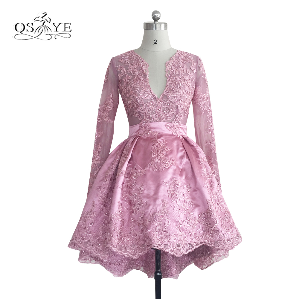 Buy long sleeve homecoming dresses Online with Free Delivery