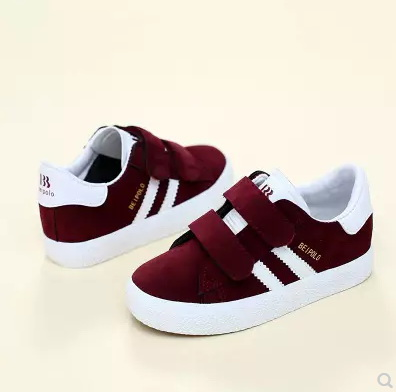 Kids Shoes For Girl Child Canvas Shoes Boys Sneakers Denim New Spring Autumn Fashion Children Casual Shoes