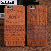 For iPhone6 6S 7 7Plus 8 8Plus X XS Max Words Aloha Beach Wood Case For SAMSUNG Galaxy S8 plus S9 S9 Plus Case Cover Fundas все цены