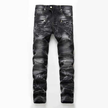 Destroyed Denim Trousers