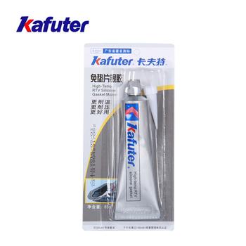 Kafuter 85g bez uszczelki srebrnego kleju uszczelniającego do sprzętu samochodowego elektroniczny mechaniczny sprzęt chemiczny klej uszczelniający tanie i dobre opinie HDCSUN Elektryczne Uszczelniacz silikonowy Silver Glue Silicone Sealant piece 0 11kg (0 24lb ) 10cm x 5cm x 5cm (3 94in x 1 97in x 1 97in)
