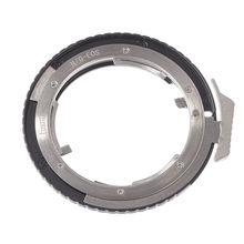MF اليدوي عدسات تركيز خاتم محول لنيكون G بالنيابة AF S F جبل العدسات إلى كانون EOS EF 5D 7D 650D 600D كاميرا