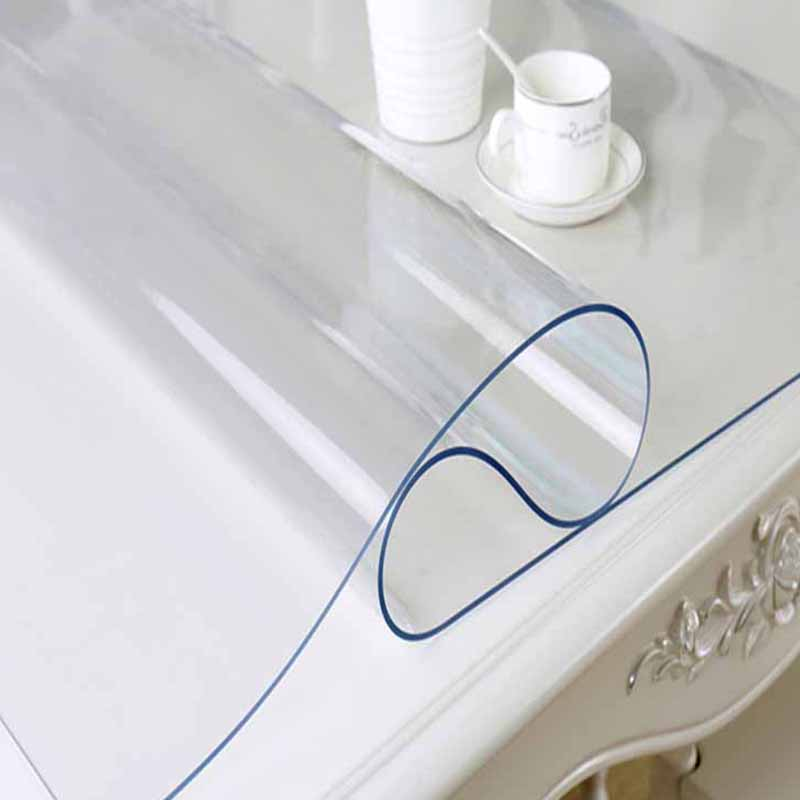Balle Pvc Table Cover Protector Desk Pad Soft Glass Dining