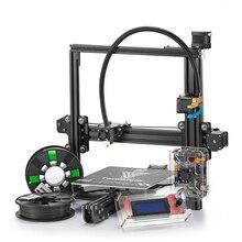 Newest TEVO Tarantula  I3 3D Printer Impresora 3D DIY Impressora 3D with Filament micro SD Card Titan Extruder TEVO Classic One