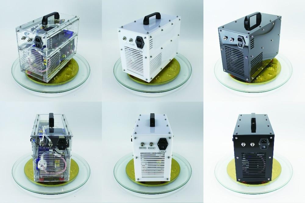 Ace mer commercial générateur d/'ozone industrielle 7000 mg O3 Purificateur d/'Air Noir