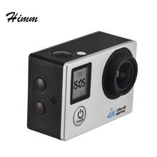 RICH J530DR Action Camera Allwinner V3 Ultra HD 30M Waterproof pro Sports Camera 140 Wide-angle Lens Double LCD Display
