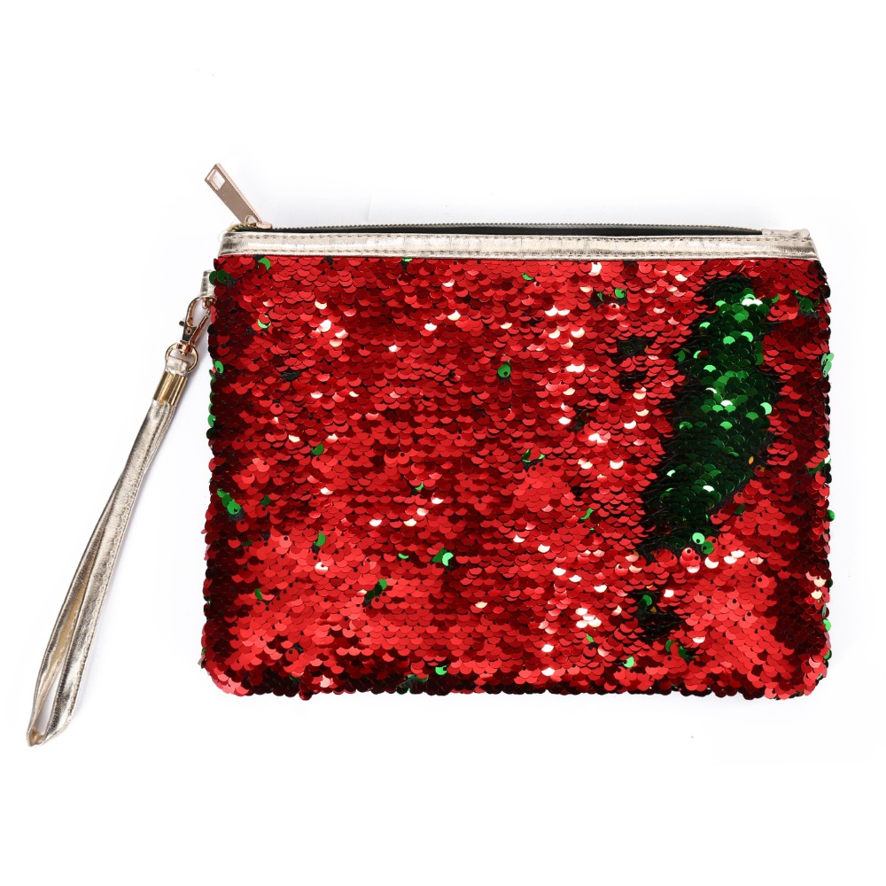 Hologram sequins women day clutches two side glitter female handbags wristlets clutch envelope mini evening purse for party excelsior new arrival day clutches bag purse clutch handbags shiny ultrathin women evening party bags gold sequins envelope bag