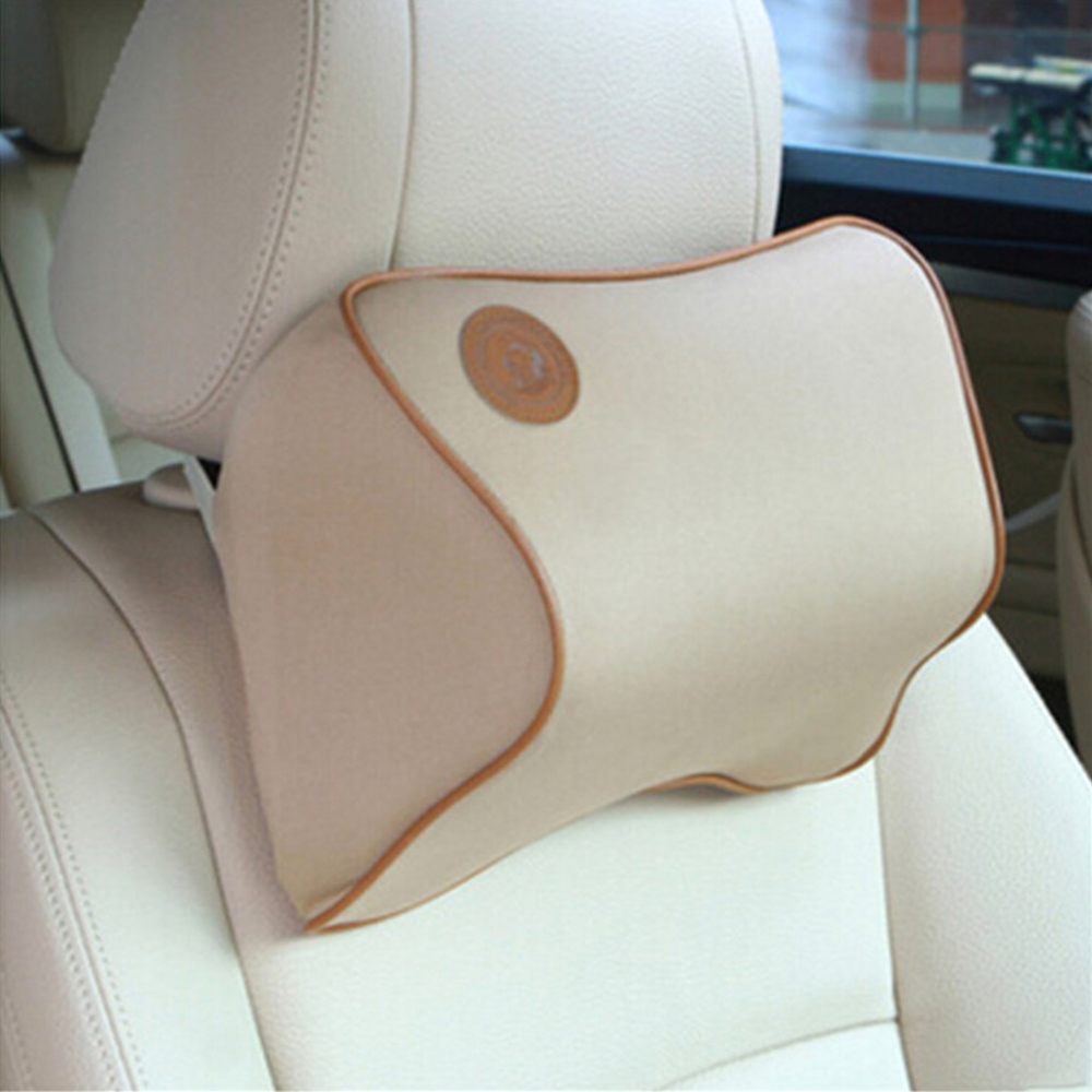 1 pcs car neck pillow head support car seat driving neck rest support headrest pad memory