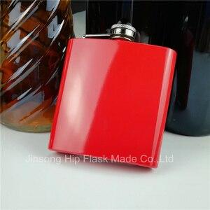 Image 5 - 100 יח\חבילה עופרת משלוח, צבע מעורב נירוסטה 7 oz בקבוקון