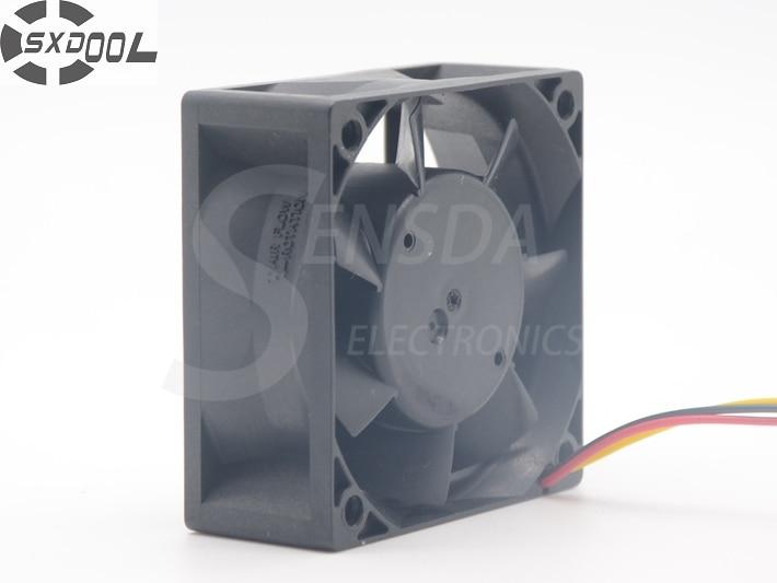 SXDOOL 60mm MMF-06F24ES RM1 60mm DC 24V 0.1A inverter Cooling Fan sxdool mds c1 v1 fan nc5332h44 mmf 09d24ts rn9 dc 24v 0 19a server inverter cooling fan