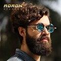 AORON женская Круглый Солнцезащитные очки Люксовый Бренд Солнцезащитные Очки для Женщин Очки Óculos de sol Известный Дизайнер Очки
