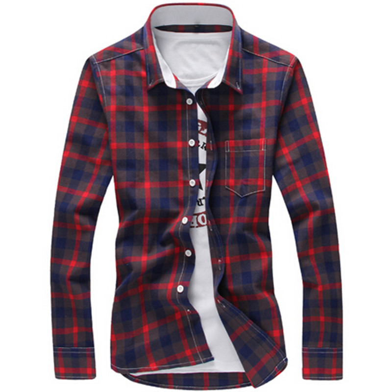 Compare Prices on Fall Flannel- Online Shopping/Buy Low Price Fall ...