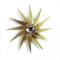30 inch Metal Turbine Clock Wall Clock