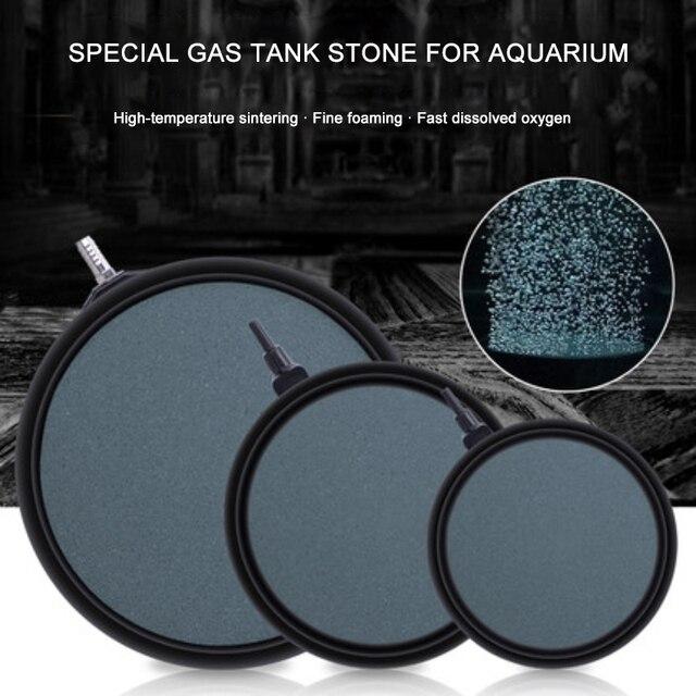10/13/20cm Aquarium Air Bubble Stone Aerator Fish Tank Pump Hydroponic Diffuser Oxygen Pump Air Stone Aquarium Accessories