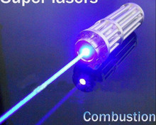 high power blue laser pointers 100000mw 100w 450nm burning match/dry wood/lit candle/,burn cigarettes+5 caps+glasses+changer+box high quality special offer 200watt 200000mw 450nm blue laser pointers burning match candle black burn cigarettes 5 caps box