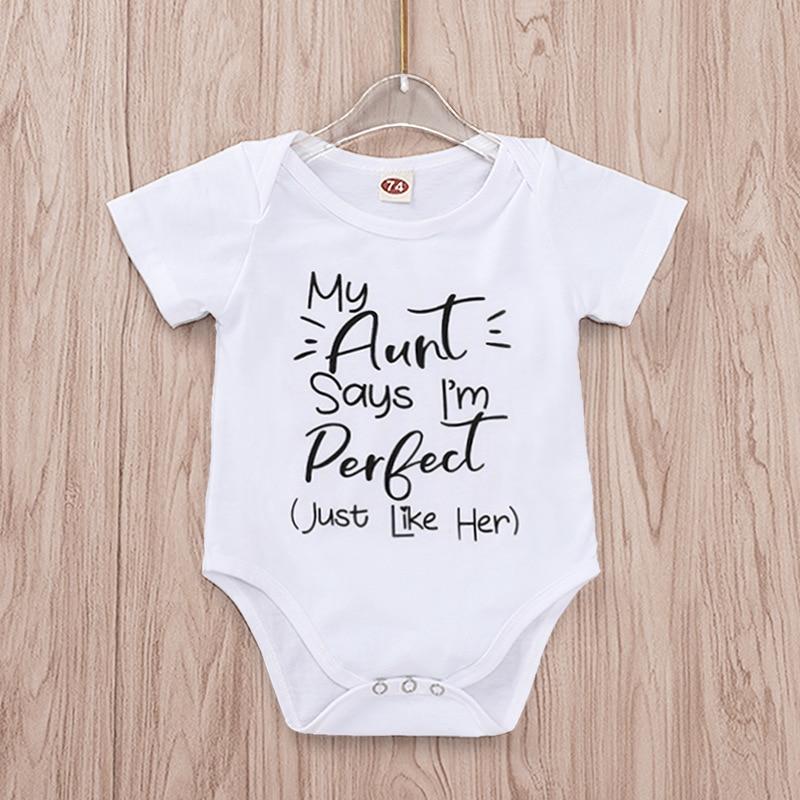 Daddys Drinking Buddy Funny Cute Novelty Newborn Infant Baby Bodysuit Summer Clothes