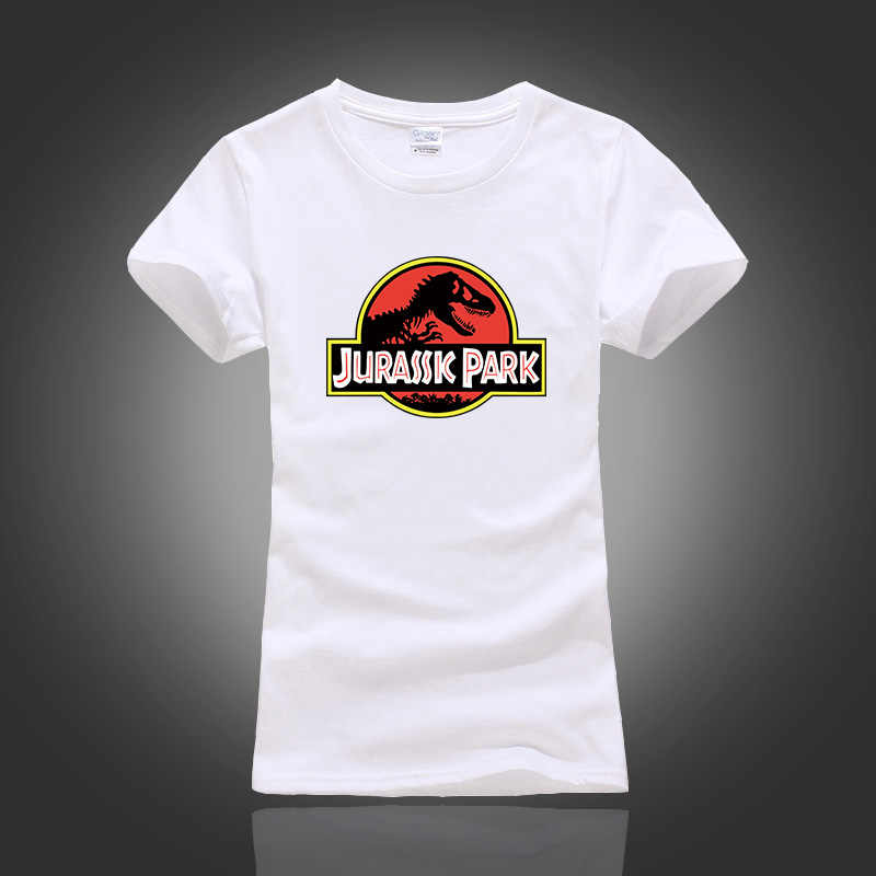 Detail Feedback Questions About Newest Jurassic Park Print Modal T