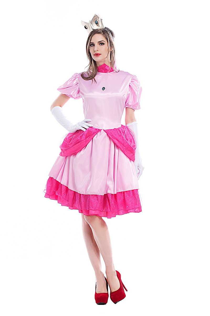 Compare Prices on Princess Peach Fancy Dress- Online Shopping/Buy ...
